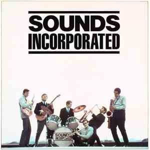 Sounds Incorporated - Sounds Incorporated album mp3