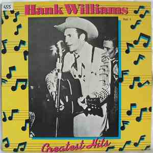 Hank Williams - Greatest Hits Vol. 1 album mp3