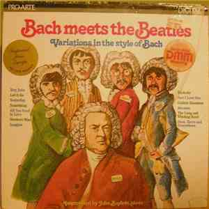 John Bayless - Bach Meets The Beatles (Variations In The Style Of Bach) album mp3