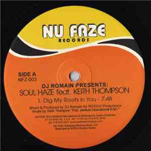 Soul Haze Feat. Keith Thompson - Dig My Roots In You album mp3