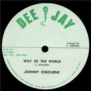 Johnny Osbourne - Way Of The World album mp3