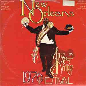 Various - New Orleans Jazz & Heritage Festival 1976 album mp3