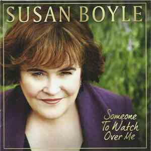 Susan Boyle - Someone To Watch Over Me album mp3