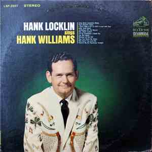 Hank Locklin - Hank Locklin Sings Hank Williams album mp3
