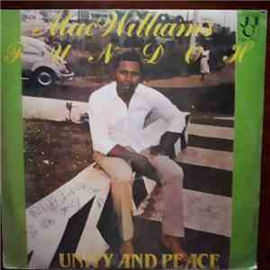 Mac Williams Fundoh - Unity And Peace album mp3