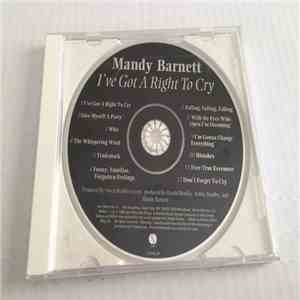 Mandy Barnett - I've Got A Right To Cry album mp3