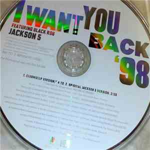 The Jackson 5 Featuring Black Rob - I Want You Back '98 album mp3