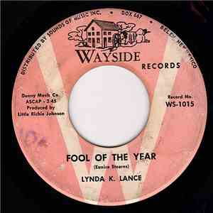 Lynda K. Lance - Fool of The Year/Now That It's Over album mp3