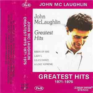 John McLaughlin - Greatest Hits 1971-1975 album mp3