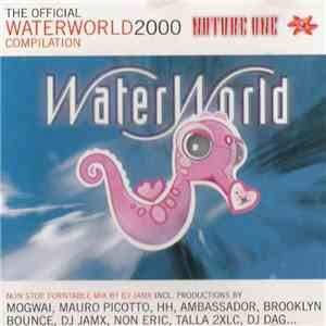 DJ JamX - Nature One - The Official WaterWorld 2000 Compilation album mp3