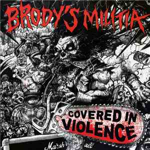 Brody's Militia - Covered In Violence album mp3