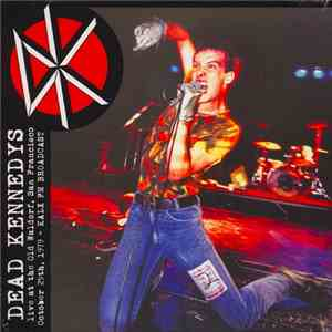 Dead Kennedys - Live... The Old Waldorf 1979 album mp3