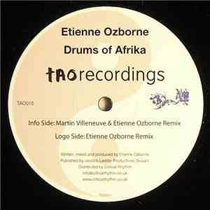 Etienne Ozborne - Drums Of Afrika album mp3