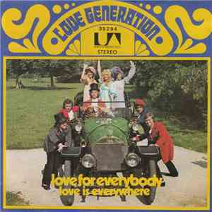 Love Generation - Love For Everybody album mp3
