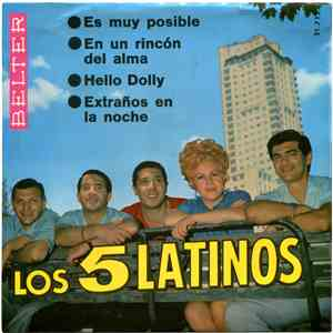 Los Cinco Latinos - Es Muy Posible album mp3
