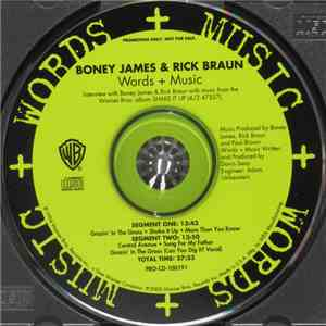 Boney James, Rick Braun - Shake It Up (Words + Music) album mp3