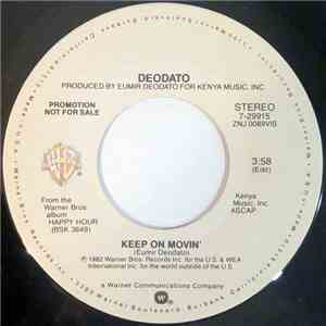 Deodato - Keep On Movin' album mp3