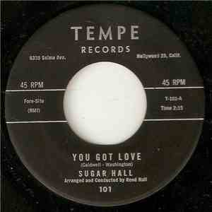 Sugar Hall - You Got Love album mp3