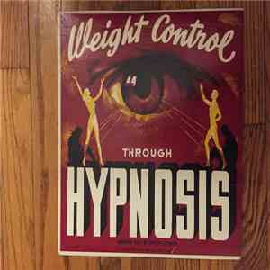 Richard R. Rohrbaugh - Weight Control Through Hypnosis album mp3