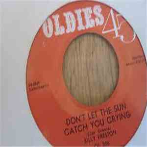 Billy Preston, Shirley Gunter - Don't Let The Sun Catch You Crying album mp3