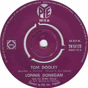 Lonnie Donegan And His Skiffle Group - Tom Dooley album mp3