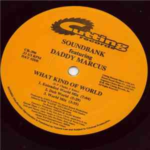 Soundbank Featuring Daddy Marcus - What Kind Of World album mp3
