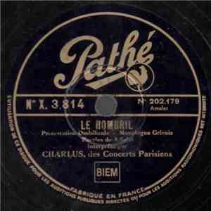 Charlus - Le Nombril / Derriere ! album mp3