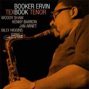 Booker Ervin - Tex Book Tenor album mp3