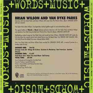 Brian Wilson And Van Dyke Parks - Orange Crate Art album mp3