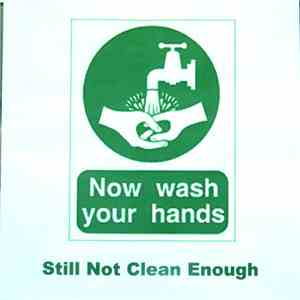 Now Wash Your Hands - Still Not Clean Enough album mp3