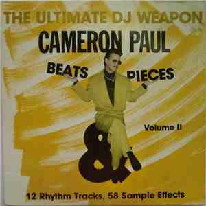 Cameron Paul - Beats & Pieces Vol. 2 (The Ultimate DJ Weapon) album mp3