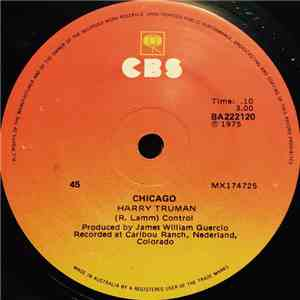 Chicago  - Harry Truman album mp3