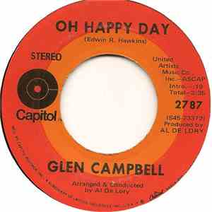 Glen Campbell - Oh Happy Day / Someone Above album mp3